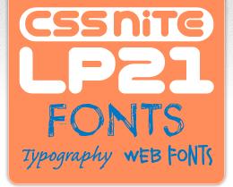 CSS Nite LP, Disk 21「タイポグラフィ、組版、Web Fonts」