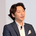 画像:益子貴寛氏の近影