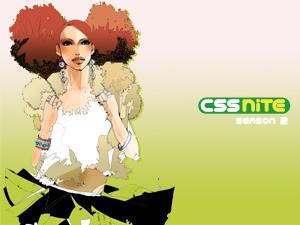 画像:CSS Niteの壁紙